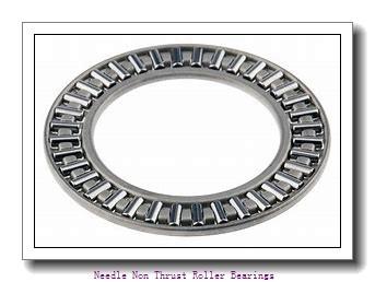 3.5 Inch   88.9 Millimeter x 4 Inch   101.6 Millimeter x 2 Inch   50.8 Millimeter  IKO LRB566432  Needle Non Thrust Roller Bearings