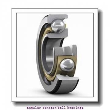 3.74 Inch | 95 Millimeter x 6.693 Inch | 170 Millimeter x 1.26 Inch | 32 Millimeter  CONSOLIDATED BEARING 7219 BMG UA  Angular Contact Ball Bearings