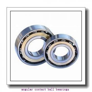 7.48 Inch | 190 Millimeter x 13.386 Inch | 340 Millimeter x 2.165 Inch | 55 Millimeter  CONSOLIDATED BEARING 7238 BMG UA  Angular Contact Ball Bearings