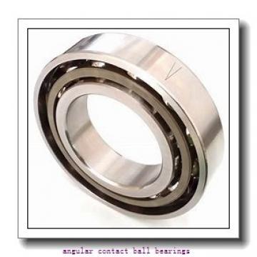 0.472 Inch | 12 Millimeter x 1.457 Inch | 37 Millimeter x 0.472 Inch | 12 Millimeter  CONSOLIDATED BEARING 7301 BG  Angular Contact Ball Bearings