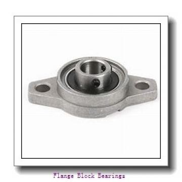 QM INDUSTRIES DVC09K107SB  Flange Block Bearings