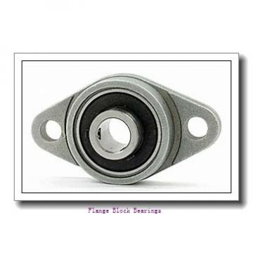 QM INDUSTRIES QVVFK15V065ST  Flange Block Bearings