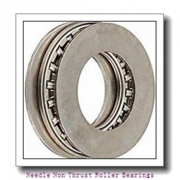 0.375 Inch   9.525 Millimeter x 0.563 Inch   14.3 Millimeter x 0.312 Inch   7.925 Millimeter  IKO BAM65  Needle Non Thrust Roller Bearings