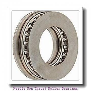 0.75 Inch | 19.05 Millimeter x 1.5 Inch | 38.1 Millimeter x 1 Inch | 25.4 Millimeter  MCGILL MR 16 SS/MI 12  Needle Non Thrust Roller Bearings