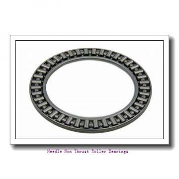 0.472 Inch | 12 Millimeter x 0.591 Inch | 15 Millimeter x 0.886 Inch | 22.5 Millimeter  INA IR12X15X22.5  Needle Non Thrust Roller Bearings