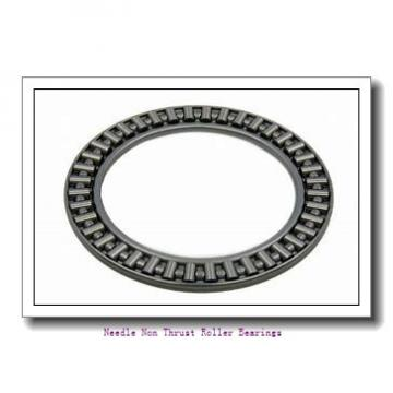 2.362 Inch | 60 Millimeter x 2.677 Inch | 68 Millimeter x 1.26 Inch | 32 Millimeter  INA HK6032-AS1  Needle Non Thrust Roller Bearings