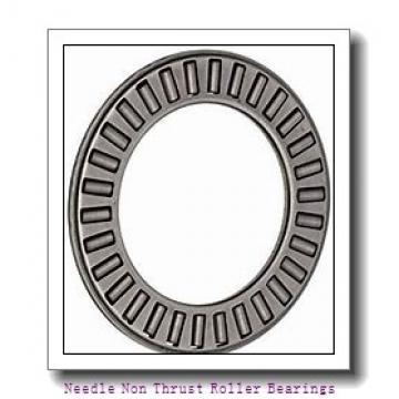 1.125 Inch | 28.575 Millimeter x 1.5 Inch | 38.1 Millimeter x 1 Inch | 25.4 Millimeter  IKO BHAM1816  Needle Non Thrust Roller Bearings