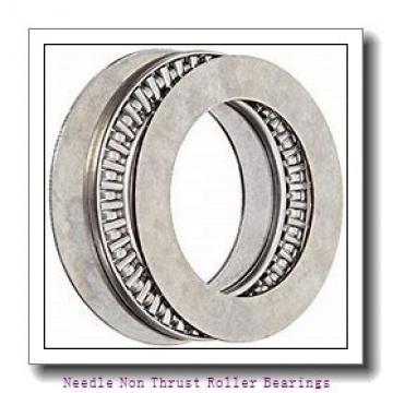 0.669 Inch | 17 Millimeter x 0.827 Inch | 21 Millimeter x 0.63 Inch | 16 Millimeter  INA IR17X21X16  Needle Non Thrust Roller Bearings