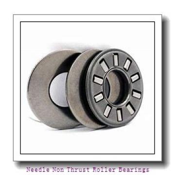 0.394 Inch | 10 Millimeter x 0.551 Inch | 14 Millimeter x 0.472 Inch | 12 Millimeter  IKO LRT101412  Needle Non Thrust Roller Bearings