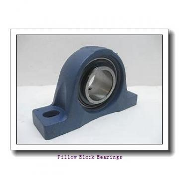 1.688 Inch | 42.875 Millimeter x 2.88 Inch | 73.152 Millimeter x 2.125 Inch | 53.98 Millimeter  QM INDUSTRIES QAPL09A111SO  Pillow Block Bearings