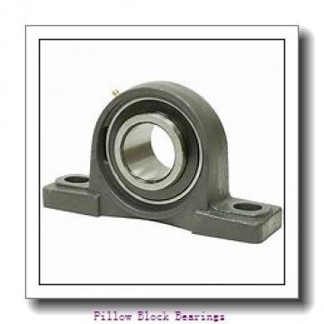 1.75 Inch | 44.45 Millimeter x 2.875 Inch | 73.02 Millimeter x 2.125 Inch | 53.98 Millimeter  QM INDUSTRIES QMPL09J112SEM  Pillow Block Bearings