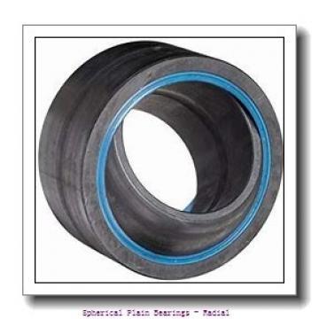 0.19 Inch   4.826 Millimeter x 0.625 Inch   15.875 Millimeter x 0.281 Inch   7.137 Millimeter  SEALMASTER FLBG 3  Spherical Plain Bearings - Radial