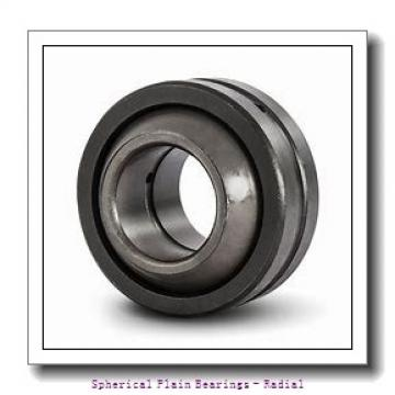0.875 Inch   22.225 Millimeter x 1.563 Inch   39.7 Millimeter x 0.875 Inch   22.225 Millimeter  SEALMASTER SBG 14  Spherical Plain Bearings - Radial