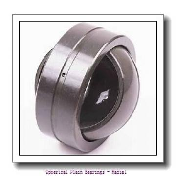 0.625 Inch | 15.875 Millimeter x 1.188 Inch | 30.175 Millimeter x 0.625 Inch | 15.875 Millimeter  SEALMASTER SBG 10SA  Spherical Plain Bearings - Radial