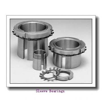 ISOSTATIC AA-3201  Sleeve Bearings